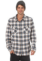 REEF Cold Dip blue L/S Flannel Shirt blue