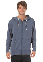 REEF Dawn Fire Hooded Zip Sweat blue