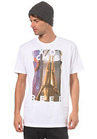 REEF Exotic Miss Reef S/S T-Shirt white
