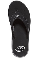 REEF Fanning Sandals black/black plaid
