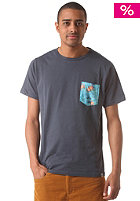 REEF Floral Pocks S/S T-Shirt indigo