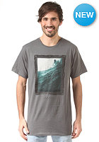 REEF Framed Picture S/S T-Shirt charcoal