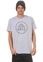 REEF Full Circo S/S T-Shirt heather/grey