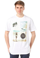 REEF Girl Falls S/S T-Shirt white
