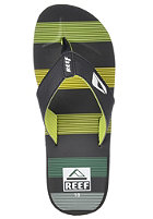 REEF HT Print Sandals electro green