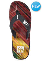 REEF HT Print Sandals rasta 2