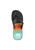 REEF HT Prints Sandals turquoise/orang