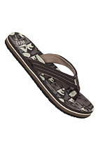 REEF KIDS/ AHI Sandals brown/light tan 