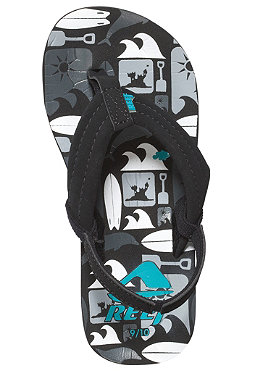 REEF KIDS/ AHI Sandals grey boards