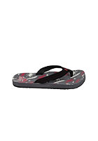 REEF Kids Ahi Sandals grey/red/black