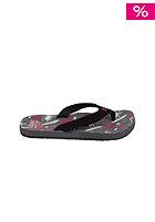 REEF Kids Ahi Sandals grey/red/black