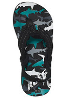 REEF KIDS/ AHI Sandals grey/shark