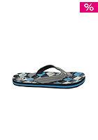 REEF Kids Ahi Sandals white/blue/plai