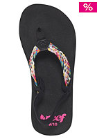 REEF KIDS/ Little Mallory Sandals black/multi