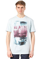 REEF Life's Short QU S/S T-Shirt light blue
