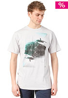 REEF Long Glide S/S T-Shirt light grey