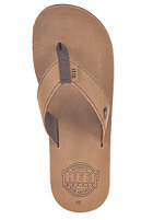 REEF Lthr Smoothy 30th Sandals bronze brown