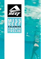 REEF Miss Reef Calendar 2012