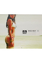REEF Miss Reef Calendar 2013 one colour