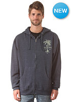REEF Olas Hooded Zip Sweat navy heather