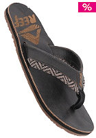 REEF Persueder Sandals black craq