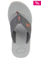 REEF Phantoms Sandals dark grey/orang