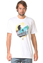 REEF Praying Monk S/S T-Shirt white