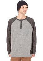 REEF  Quatro Casas L/S T-Shirt charcoal