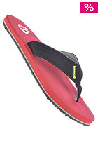 REEF Quencha TQT Sandals black/red