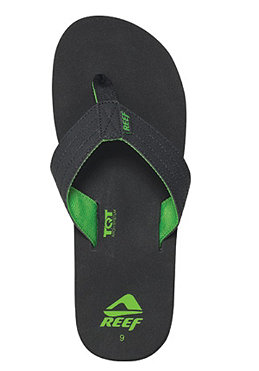 REEF Quencha TQT Sandals black/green