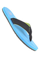 REEF Quencha TQT Sandals light blue/lime
