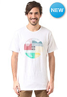REEF Simple Quadrent S/S T-Shirt white