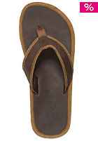 Skyver Sandals brown/bronze