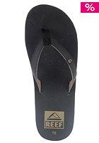 REEF Slim Smoothy Sandals black