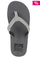 REEF Slim Smoothy Sandals dark grey