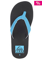 REEF Slim Smoothy Sandals neon blue