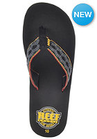 REEF Smoothy 30th Anniversary Sandals rasta