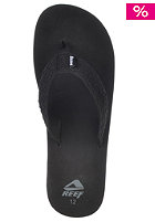 REEF Smoothy Sandals black