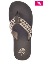REEF Smoothy Sandals brown/brown 4