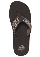 REEF Smoothy Sandals brown/brown4