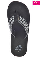REEF Smoothy Sandals grey/black 2