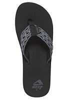 REEF Smoothy Sandals grey/black2