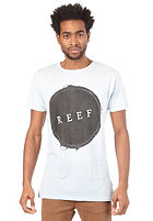 REEF Stitched Patch S/S T-Shirt blue