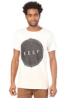 REEF Stitched Patch S/S T-Shirt natural