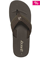REEF Stuyak Sandals dark brown
