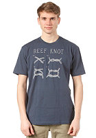 REEF The Reef Knot S/S T-Shirt indigo