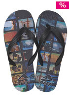 REEF Trinidad Sandals collage girl