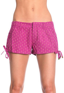 REEF Womens A Lounge Short grape