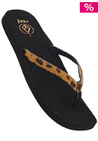 REEF Womens Bambo Sandals leopard