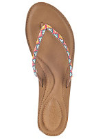 REEF Womens Beaded Moon Sandals multi